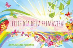 #Pergamino Feliz #DíaDeLaPrimavera! Hoy festejamos todos con #AGAPORNIS en el Gimnasio municipal! Vení a disfrutar!