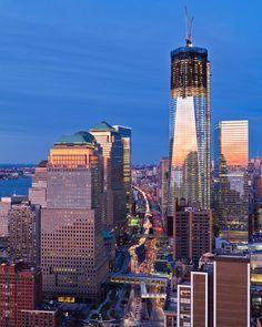 One World Trade Center (still under construction)