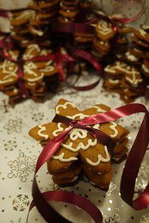 Mosho's pastries: Gingerbread cookies