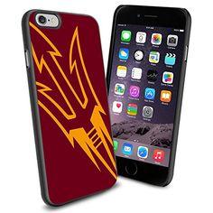 Arizona State Sun Devils, Cool iPhone 6 Smartphone Case Cover Collector iPhone TPU Rubber Case Black Phoneaholic http://www.amazon.com/dp/B00U0QOATQ/ref=cm_sw_r_pi_dp_FH.lvb061EQ84
