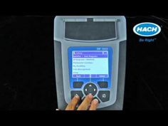 Hach Video 4 v2 DR1900 Software Features - YouTube