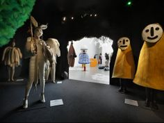 Welkom bij ARRRGH! Monsters in fashion.  Foto: Ernst Moritz