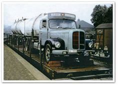 Scania V8, Busses, Old Trucks, Cars And Motorcycles, North America, Chevy, Jeep, Transportation, Train