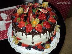 Moja ďalšia ovocná torta