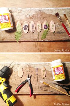 This DIY Pressed Flowers Pendant is a fabulous DIY gift idea. You are combining creativity with a wonderful naturecraft using driftwood and pressed flowers. Paper Flowers Diy, Flower Crafts, Driftwood Jewelry, Pressed Flower Art, Flower Coloring Pages, Jewelry Making Tutorials, Nature Crafts, Jewelry Crafts, Creations