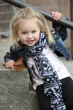5 Fave Stylish Little Girl Hairstyles Partial French Braid via Abellas Braids :: 5Faves www.BABYSTYLISTA.com