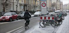 E-Bikes wurden geblitzt – aber nicht gebüsst Basel, Street View, Switzerland