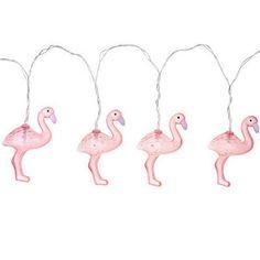 Flamingo String Lights - Waiting On Martha - 1