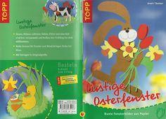 Lustige Osterfenster - jana rakovska - Àlbums web de Picasa