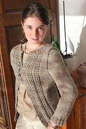 Miss Marple cardi