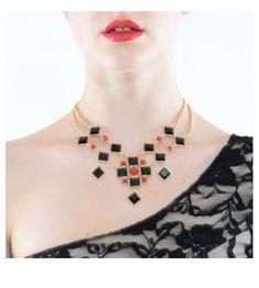 Your new favorite necklace. www.shopsassygirls.com Instagram: shopsassygirls