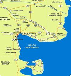 Recorriendo el Valle del Rio Negro: el corredor de las playas.   Las Grutas: Generalidades.  El centro turístico Las Grutas está ubicado sobre el corredor atlántico de la provincia de Río Negro, en el norte de la Patagonia Argentina.  El balneario dista 15 kilómetros de la ciudad de San Antonio Oeste, municipio del cual depende  política y administrativamente.  La belleza de sus playas, la calidez de su San Antonio, Argentina Live, Spaces, Google, Running Man, Day Spas, Buenos Aires, Vacations, Cities