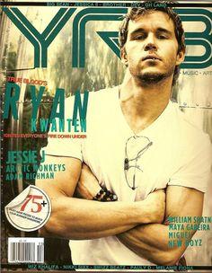YRB Magazine,Ryan Kwanten,True Blood,Jessie J,Arctic Monkeys,issue 203, 2011~NEW