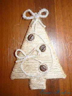 Hűtőmágnes vagy karácsonyfa dísz...
