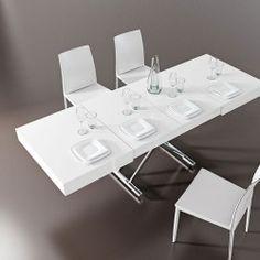 Tavolino Da Salotto Trasformabile In Tavolo.13 Fantastiche Immagini Su Tavolini Trasformabili Nel 2019