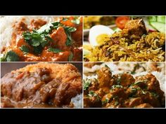 6 Delicious Recipes for Curry Night - YouTube