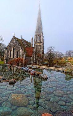St Albins Church, Kent, UK
