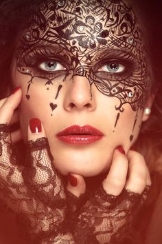 Glamour dentel by Alexandre Cadel
