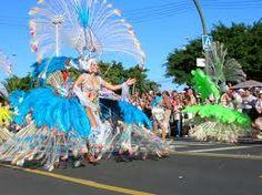 This shows the Santa Cruz Carnival