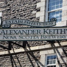Great beer comes from here! Dartmouth, Canada Travel, Nova Scotia, Brewery, Spaces, Home Decor, Decoration Home, Room Decor, Canada Destinations