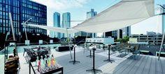 Design Offices Frankfurt #rooftop #party #overthecity #sundowner #exclusive