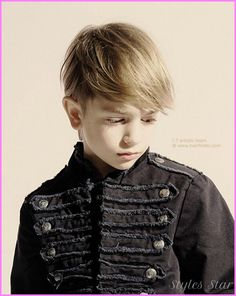Cool little boy long haircuts - http://stylesstar.com/cool-little-boy-long-haircuts.html