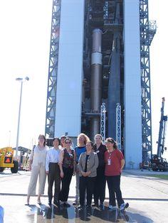 The women of NASA'S New Horizons Pluto Flyby team