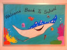 finding nemo bulletin board ideas - Google Search