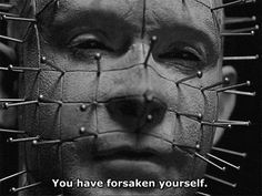 Clive Barker confirms his intention to reboot Hellraiser! Horror Icons, Horror Art, Horror Movie Characters, Horror Movies, Drunk Friends, Creeped Out, Creepy Pictures, Dark Fantasy Art, Film Serie