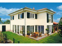 Verona - #Einfamilienhaus von Bau- GmbH Roth   HausXXL #Stadtvilla ...