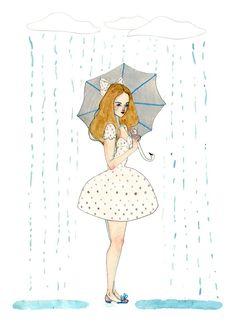 by Caitlin Shearer #art #illustration