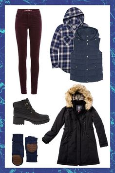 Outfits for every weather