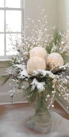 10 zimowych dekoracji, które urzekną Cię swym pięknem