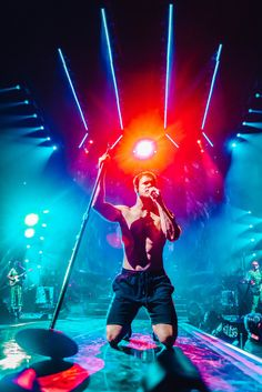 Imagine Dragons in New Orleans Dan Reynolds, Believer Imagine Dragons, New Orleans Music, 14 Year Old Girl, Fantastic Show, America's Got Talent, The Incredibles, My Favorite Things, Concert