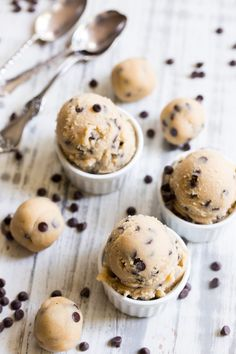 After many taste tests I've come up with the best paleo edible cookie dough recipe that also happens to be vegan! It's a family favorite, takes just 5 minutes, and can be rolled into cookie dough balls if desired. Gluten-free, dairy-free, paleo and vegan. Paleo Cookie Dough, Cookie Dough Recipes, Edible Cookie Dough, Snack Recipes, Dessert Recipes, Snacks, Vegan Recipes, Paleo Sweets, Paleo Dessert