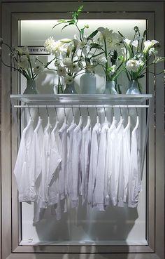"""ISETAN Shinjuku,Tokyo, Japan, GALLERIE VIE:, """"Life,Pleasure,Fashion...Own Your Style"""", pinned by Ton van der Veer"""