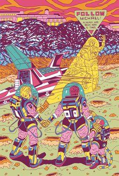 Illustration par Paul Paetzel