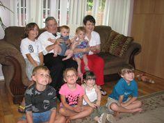 My Grandkids, My parents Great Grandkids!