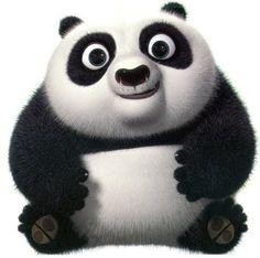 Kung Fu Panda - Baby Po #awesomemovie