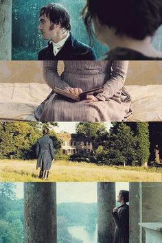 Screen caps - Pride & Prejudice (2005) #janeausten #joewright