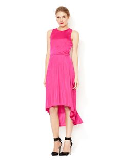 Zoila Fishtail Tank Dress by CrOp by David Peck at Gilt