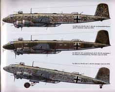 The Focke-Wulf Fw 200.