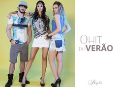 É hit do verão é não passar calor! Vem ver nossa coleção que está linda e cheia de atitude, aliás nossa marca é street wear!