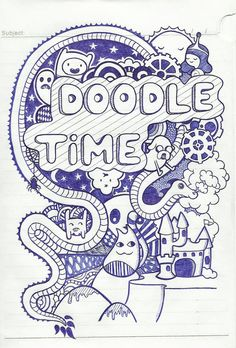 Doodle Time by Dalia1991 on deviantART
