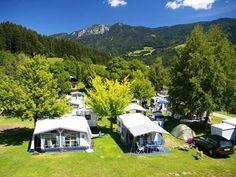 Alpencamp Kärnten is een camping in Kötschach, Karinthië, gelegen rivier/beek. De camping heeft plaatsen met afbakening, met schaduw, zonder...