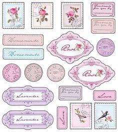 stickers printables