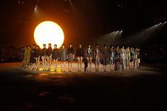 fashion runway FW13