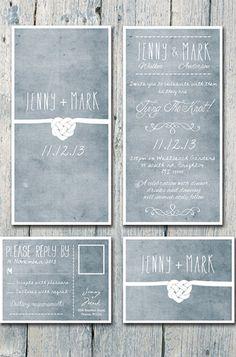 Unique Wedding Invitations - Cheap Handmade Wedding Invitations