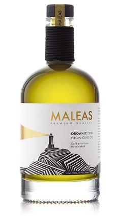 RED CREATIVE•Work•Maleas Olive Oil