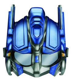 Transformers Optimus Prime Mask